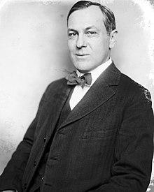 Portrait of Fritz G. Lanham.