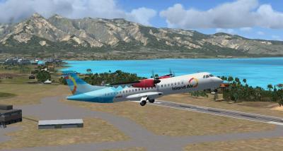 Island Air (USA) ATR 72-210 - Ultimate Traffic Forums