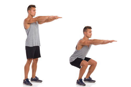 Laurence ourac » benefits of squat exercise.