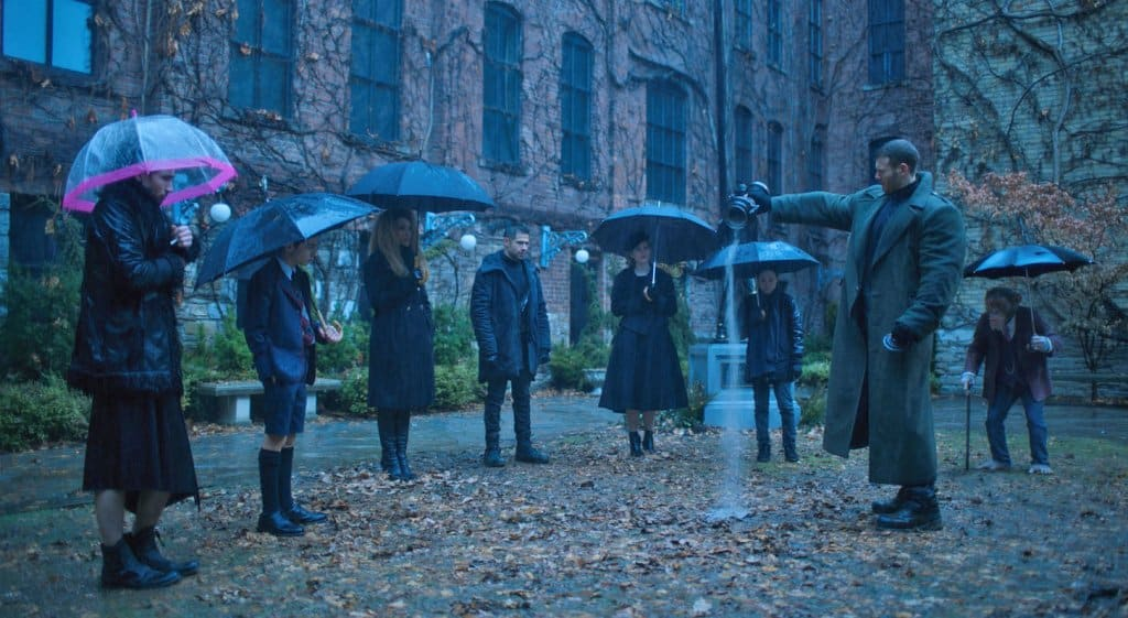 The Umbrella Academy - 1ª Temporada | O Ultimato