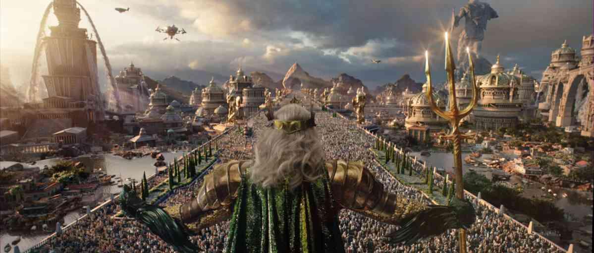 O Rei segue no poder! Aquaman tem a maior bilheteria mundial da DC