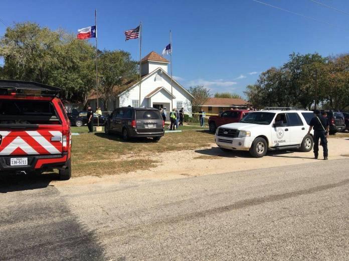 strage in texas