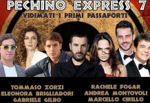 pechino express 2018