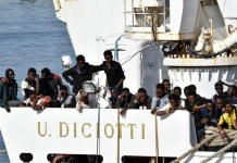 diciotti migranti clandestini