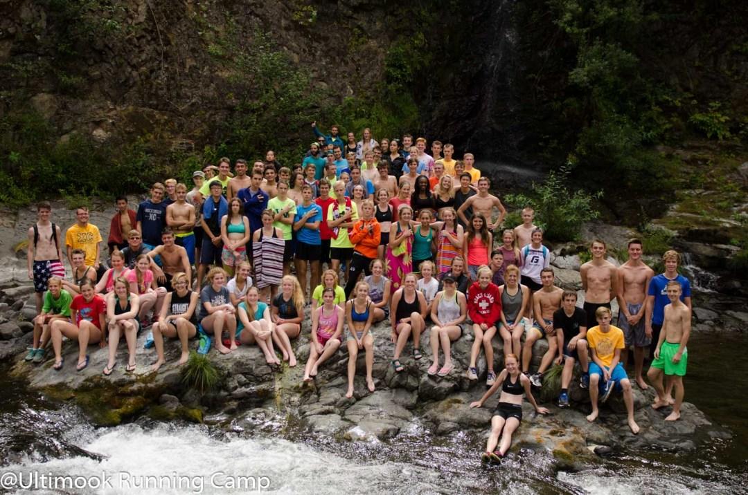 overnight summer running camps