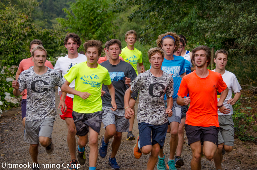 long distance running camp oregon
