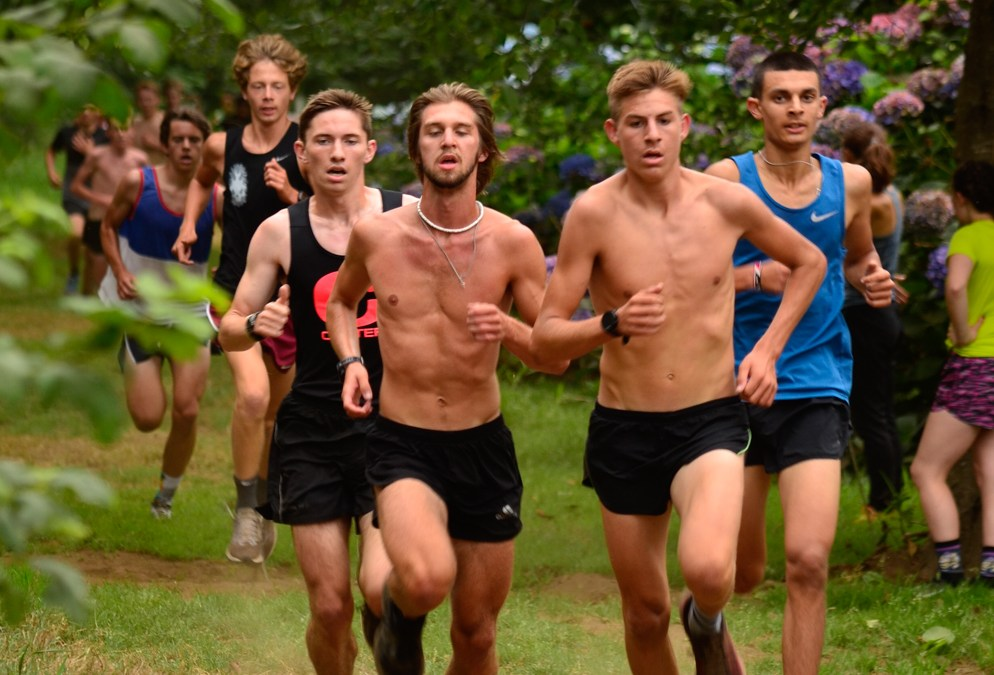 Session 2, Day 7 Cross Country High School Running Camp