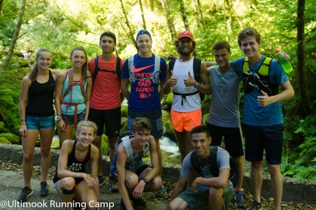 High School Running Camp Photos Session 1