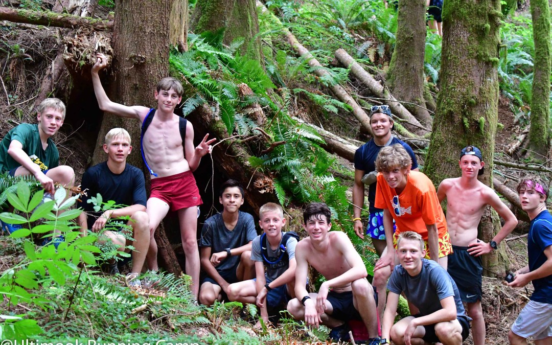 2018 Cross Country Running Camp Highlight Photos