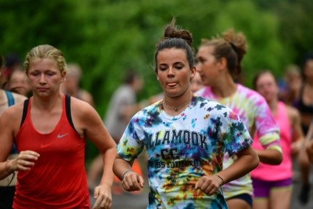 2019 Running Camp Session 1, Day 6 Photos