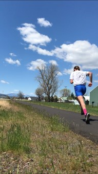 Asher Caterall to tackle Spence Mountain 50k