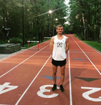 Roman Kirkov finishes 4th at Bowerman 5k