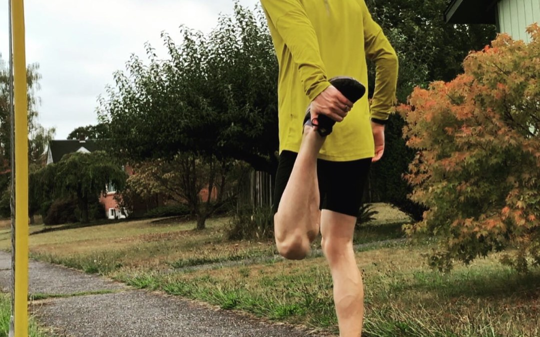 Weekly Workout: 8-10 x 1k (8/21/19)