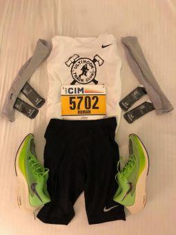 Roman runs 2:25:18 at CIM Marathon