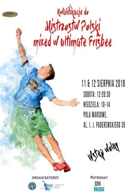 Kwalifikacje do Mistrzostw Polski Mixed. Region Północny i Południowy grają w ten weekend!