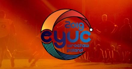Juniorskie Mistrzostwa Europy w ultimate frisbee we Wrocławiu.