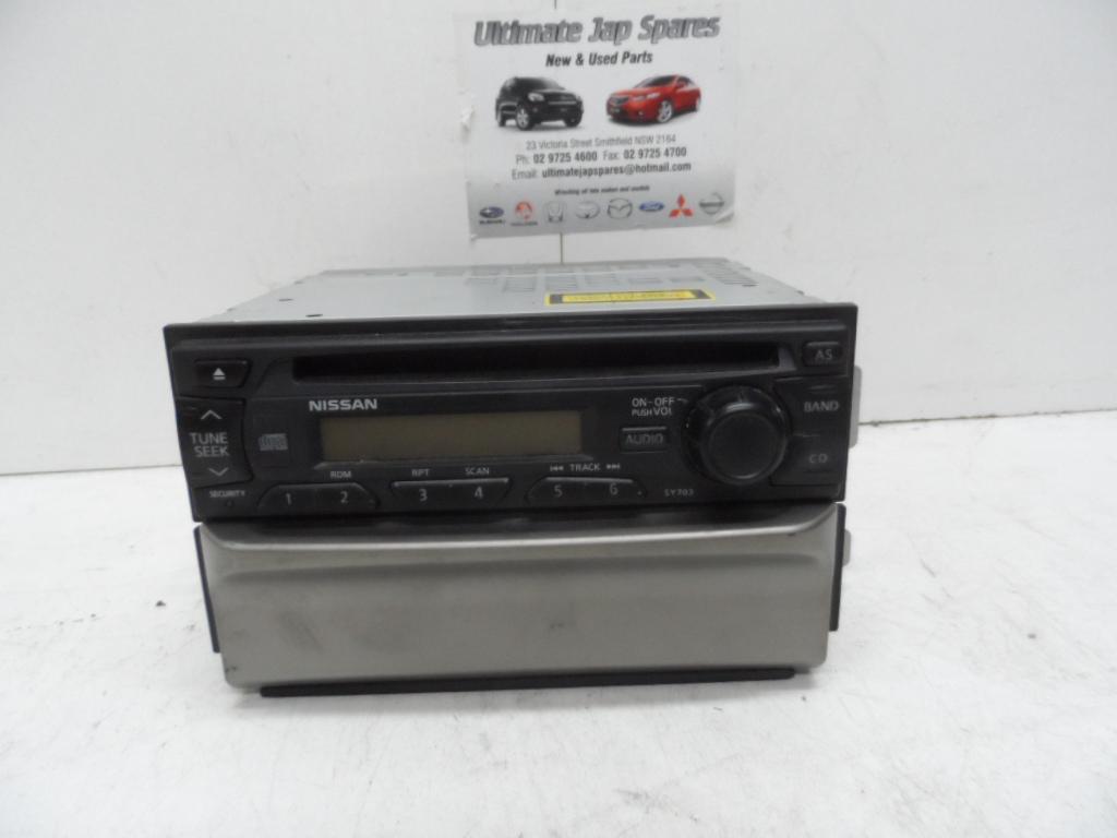 nissan x trail t30 radio wiring diagram acura integra speaker xtrail cd player 10 01 09 07 02 03