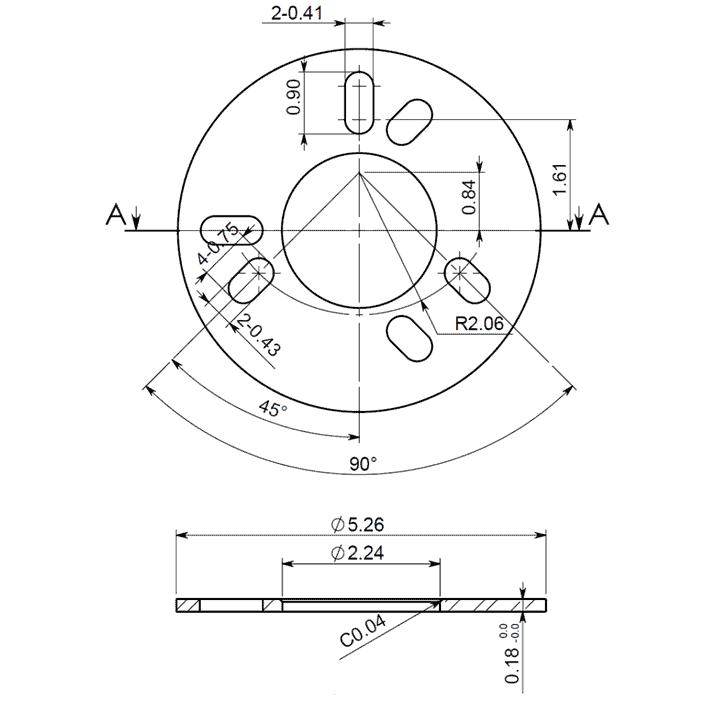 PHOENIX 5500 ELECTRIC TONGUE JACK 2.25″ TUBE 5500 LB. CAP