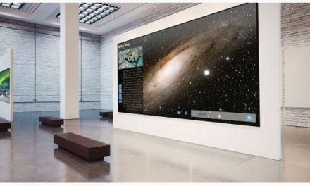 CeBIT 2016: 8K-Fernseher mit 200 Zoll von Tabler Systems vorgestellt