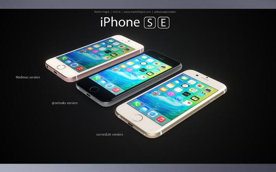 iPhone SE könnte mit Ultra HD-Kamera ausgestattet werden