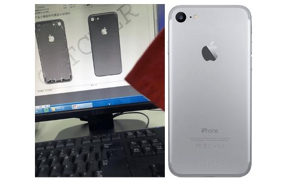 Apple: Bilder des neuen iPhone 7 aufgetaucht