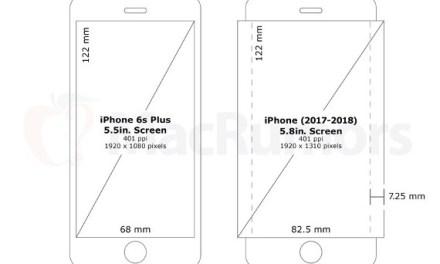 Foxconn kann Entwicklung für OLED-Displays von iPhones starten