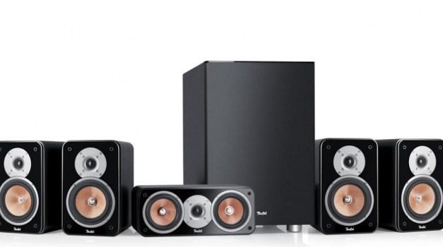 Ultima 20 5.1-Surround-Set: Teufel präsentiert neues Soundsystem