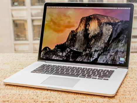 Apple MacBook Pro mit Touch ID und OLED Display in Planung