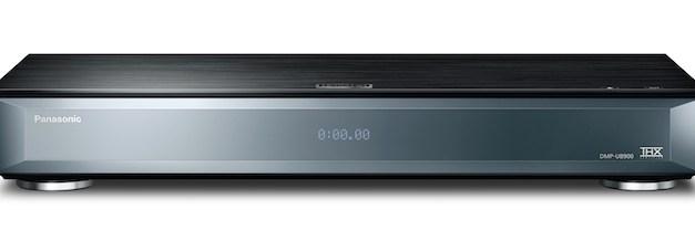 Ultra HD Blu-ray Player: Panasonic macht DMP-UB900 günstiger