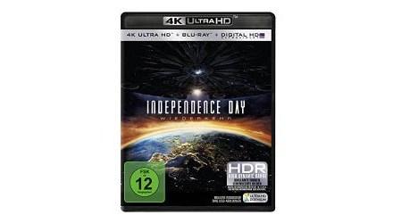 """""""Independence Day: Wiederkehr"""" als Ultra HD Blu-ray bestellbar"""
