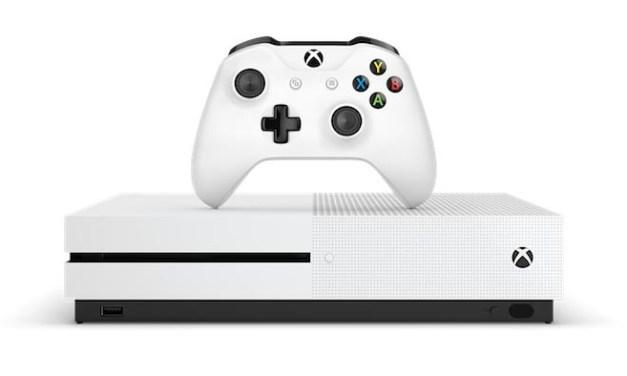 Xbox One S mit Ultra HD Blu-ray Support ab heute im Handel