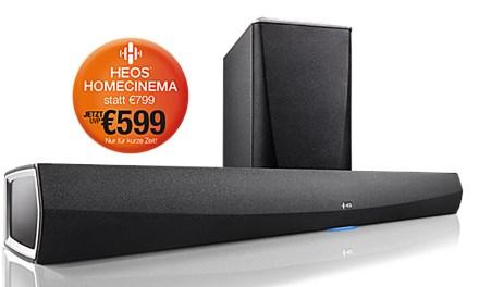 HEOS-Soundbar für kurze Zeit 200 Euro billiger