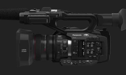 4K-Profi-Camcorder: Kommt Panasonics HC-X1 schon vor dem Christkind?