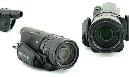 """Sonys """"Überflieger"""" bei 4K/UHD-Camcordern lässt Videografen freie Hand"""