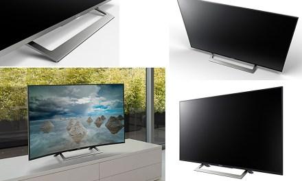 """""""Alle Neune"""" von Sony mit 4K und HDR """"serienmäßig"""""""
