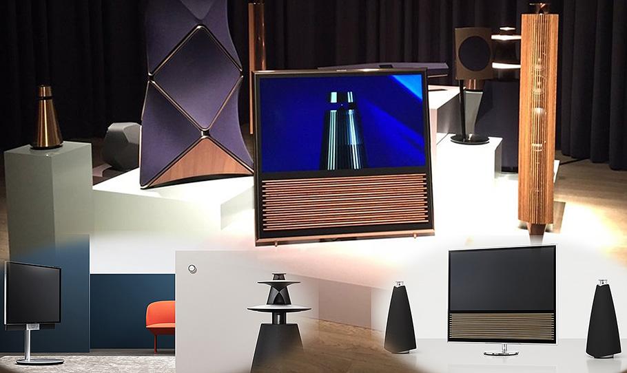 "Art-Deco und Brass Tone: Bang & Olufsen präsentiert ""Cool Modern Collection"""