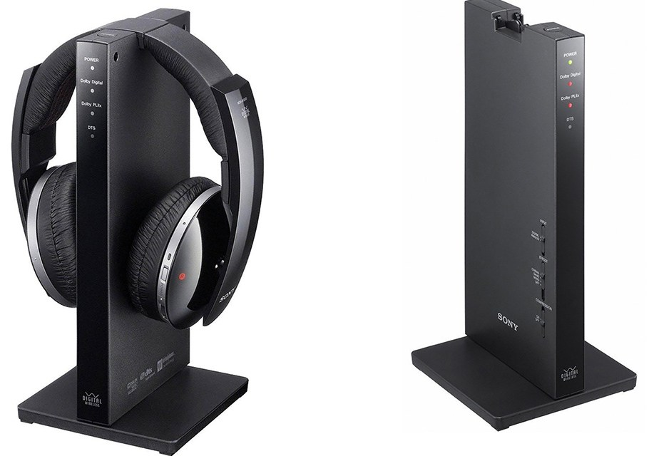 Sonys 7.1-Kopfhörer zur wirksamen Bekämpfung des Opa-Hoppenstett-Syndroms