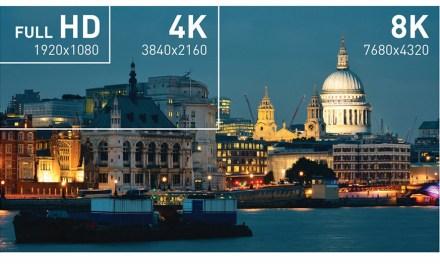 SEL: Erste 8K-OLED-Displays für Tablets & Laptops