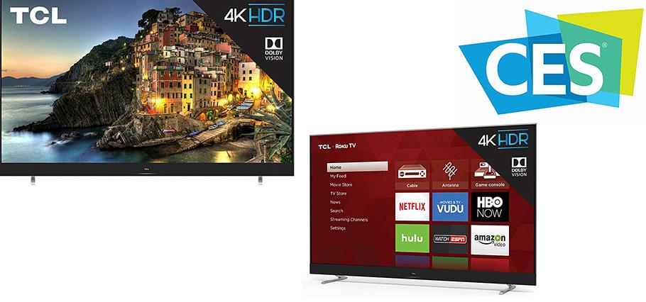 Chinesisches Unternehmen TCL gedeiht als TV-Hersteller auf amerikanischem Boden prächtig
