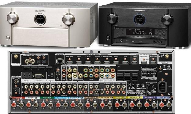 Marantz SR7011: Kräftiges Herz des Heimkinos und Multiroom-Musiknetzwerk
