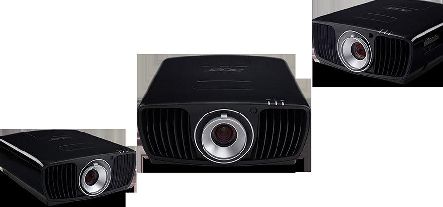 Acer V9800-Beamer bringt für 4000 Euro acht Millionen Pixel Auflösung