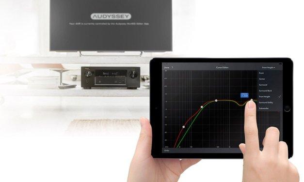 """AV-Receiver von Marantz und Denon """"hören"""" jetzt auf neue Audyssey-App"""