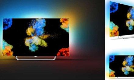 Neuer Philips OLED-Fernseher darf sich mit Red Dot Award schmücken