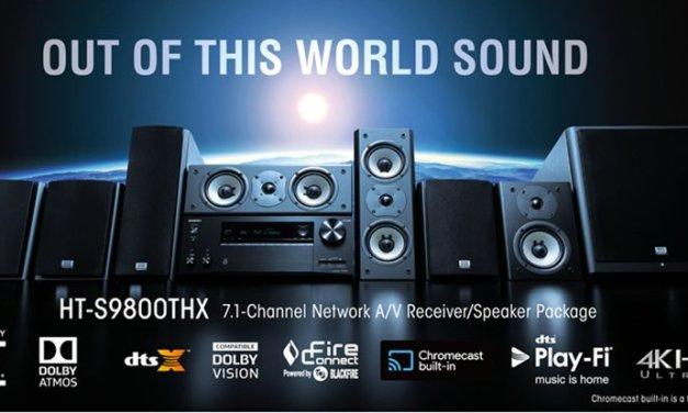 Onkyo-Paket hat es in sich: THX-zertifizierte Surround-Anlage