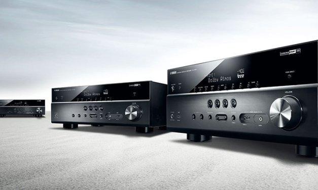 Yamaha spendiert RX-V83 Receiver-Serie Dolby Vision als Zugabe