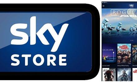 Sofort. Überall. Für immer: Sky Store komplettiert Sky-Angebot
