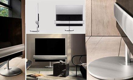 Erster OLED-TV von LG und Bang & Olufsen wirft Schatten voraus