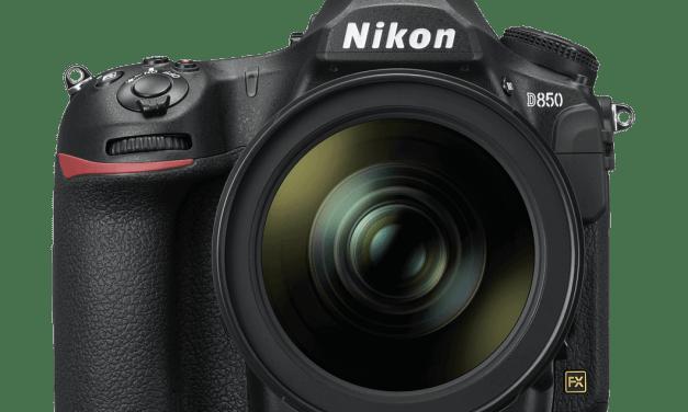 Nikon D850: Neues 4K-Flaggschiff mit 45,7-MP-Sensor und Vollformat vorgestellt