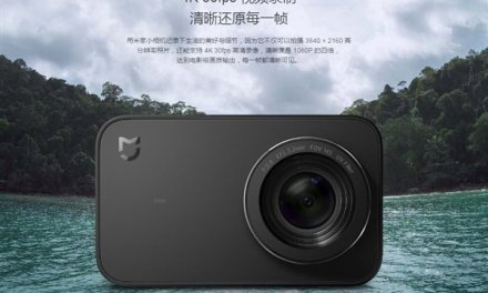 Xiaomi MIJIA: Neue kompakte 4K-Kamera vorgestellt