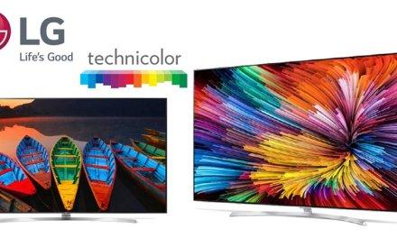 LG optimiert Farbdarstellung für Hollywood-Produktionen